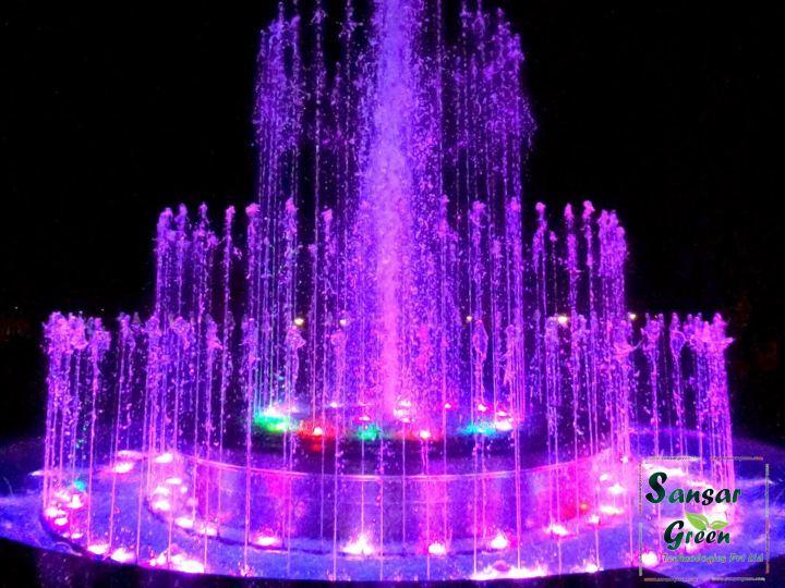 Sansar Fountain Musical Fountain Fountain