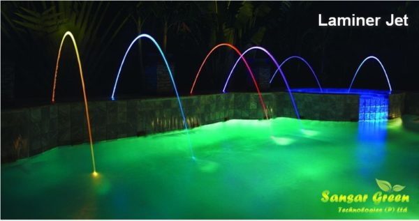 Jumping Jet Fountain Manufacturer in India