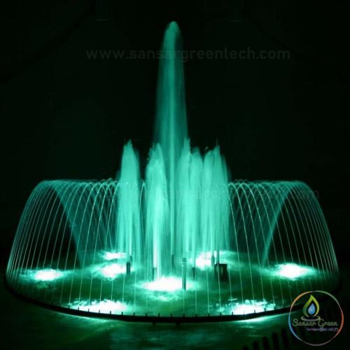 Outdoor Fountain Manufacturer in India Sansar Green Technologies